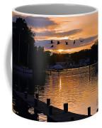 White's Cove Silhouette Coffee Mug