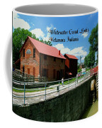 Whitewater Canal Locks Coffee Mug