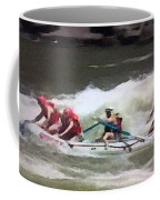 Whitewater Rafting Coffee Mug