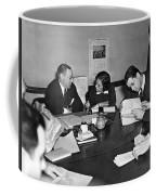 Whitney & Co. Investigation Coffee Mug