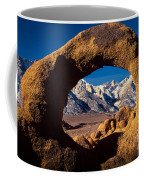 Whitney Portal Coffee Mug