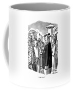 Who Are These People? Coffee Mug