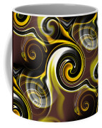 Who Dat Black And Gold Coffee Mug