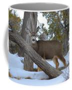 Who Me?  Oh Deer Coffee Mug