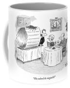 Who Ordered The Megatelli? Coffee Mug