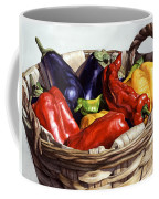 Who Wants To Blister The Peppers Coffee Mug