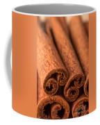 Whole Cinnamon Sticks  Coffee Mug