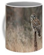 Whooo Goes There Coffee Mug