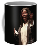 Whoopi Goldberg Coffee Mug
