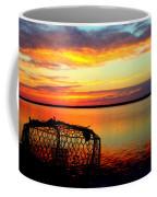 Why Men Fish Coffee Mug