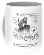 Why Wasn't A List Of These Sins Made Available Coffee Mug