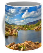 Wichita Mountains Coffee Mug
