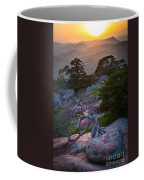 Wichita Mountains Sunset Coffee Mug