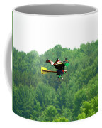 Wicked And Flying Coffee Mug by Thomas Young