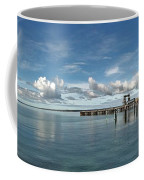 Wide View Of Kingscote Bay Coffee Mug