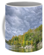 Widewater Clouds Coffee Mug