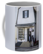 Wigmaker And Barber Shop Williamsburg Virginia Coffee Mug