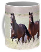 Wild And Free In The Field Coffee Mug