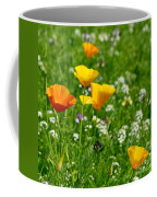 Poppies 3 - Wild At Heart Coffee Mug