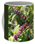 Wild Beautyberry Bush Coffee Mug