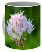 Wild Blue - Chive Blossom Coffee Mug