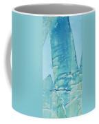 Wild Blue Waves Coffee Mug