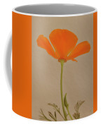 Wild California Poppy No 2 Coffee Mug