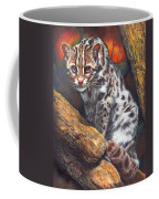 Wild Cat Coffee Mug