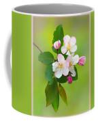 Wild Cherry Blossoms Coffee Mug