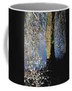 Wild Cherry Tree On The Sacramento River  Coffee Mug