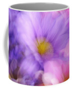 Wild Crazy Daisy Abstract Coffee Mug