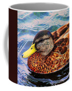 Wild Duck  Coffee Mug