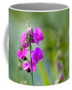 Wild Everlasting Pea Coffee Mug