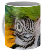 Wild Eyes - Parrot Coffee Mug