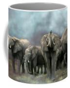 Wild Family Coffee Mug