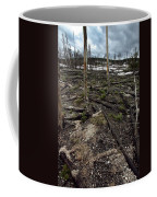 Wild Fire Aftermath Coffee Mug