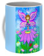 Wild Flower Fairy  Coffee Mug