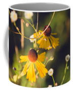 Wild Flower Coffee Mug