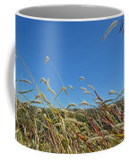 Wild Foxtail Grass In The Breeze II Coffee Mug