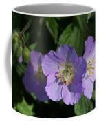 Wild Geraniums Coffee Mug