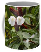 Wild Ginger Blooms Coffee Mug