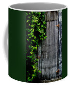 Wild Grape Vine Door Coffee Mug