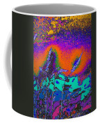 Wild Grasses And Sunset Coffee Mug