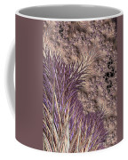 Wild Grasses Blowing In The Breeze  Coffee Mug