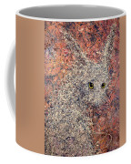 Wild Hare Coffee Mug by James W Johnson