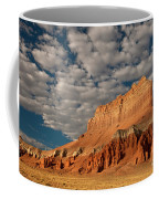Wild Horse Butte Goblin Valley Utah Coffee Mug
