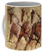 Wild Horses - Cave Art Coffee Mug