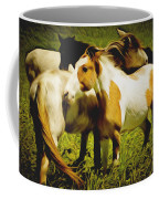 Wild Horses In California Series 14 Coffee Mug