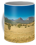 Wild Landscape Of Lika Region Croatia Coffee Mug