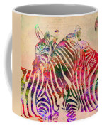 Wild Life 3 Coffee Mug by Mark Ashkenazi